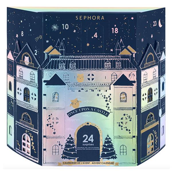 Schöne Beauty-Adventskalender 2018: Sephora Once Upon a Castle (bei Sephora @ Manor)