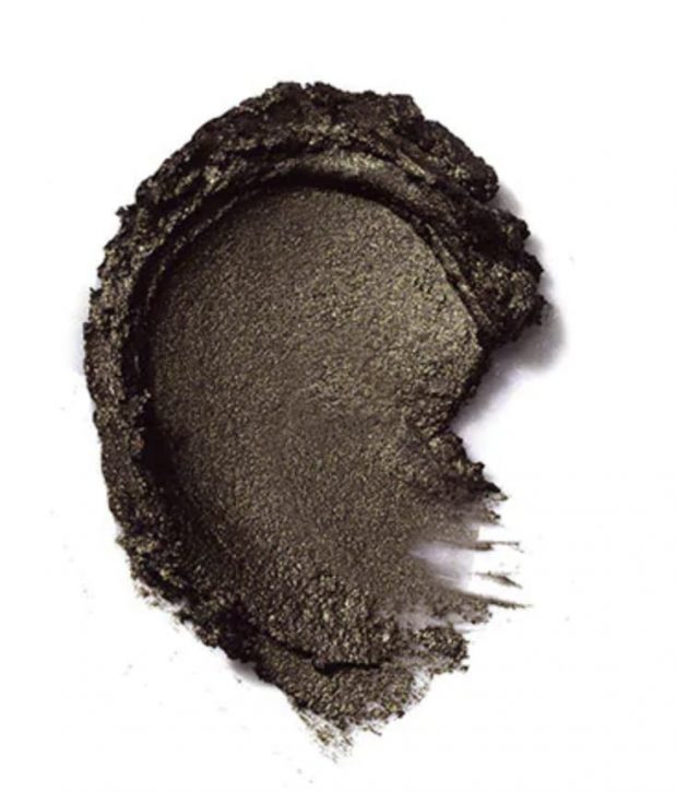 Bobbi Brown Long-Wear Gel Eyeliner in Shimmer Forest Ink (PR Image), Swatch