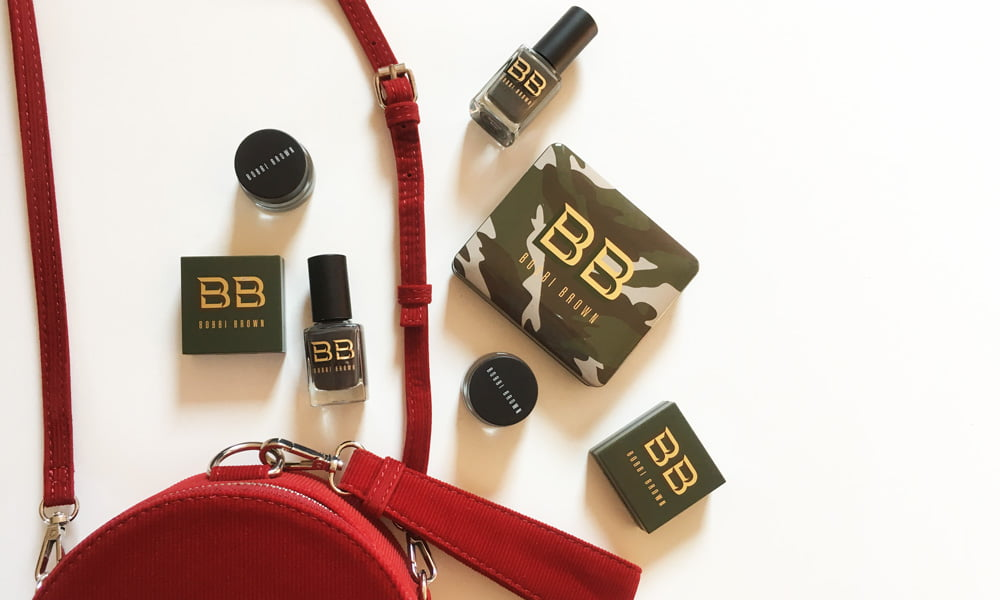Bobbi Brown Camo Luxe Fall 2018 Make-Up Collection auf Hey Pretty