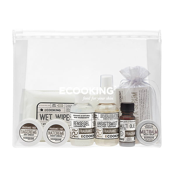 Ecooking Skincare Starter Kit, 55 Franken bei The Curated Skin