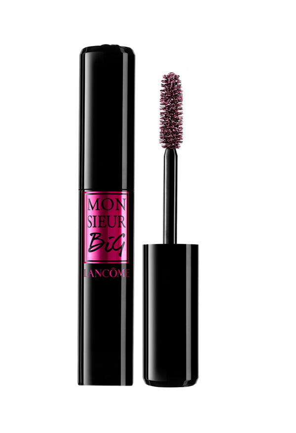 Lancome Monsieur Big Mascara in Burgundy (Proenza Schouler Fall Collection Chroma), Hey Pretty