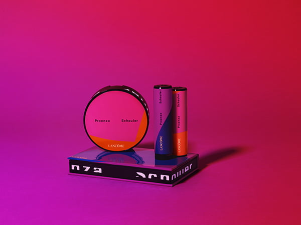 Lancome X Proenza Schouler Fall Look 2018 «Chroma«, PR Visual