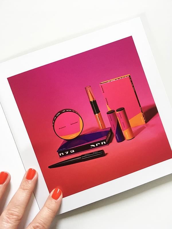 Lancome X Proenza Schouler Fall Look 2018: Press Kit Details (Review auf Hey Pretty)