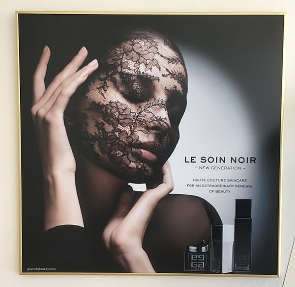Givenchy Le Soin Noir: Treatments und Produkte erhältlich im Spa Givenchy Le Mirador Schweiz (Hey Pretty Beauty Blog Erfahrungsbericht)