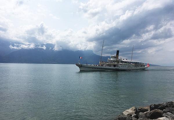 Seepromenade Vevey: Reisebericht und Spa Review des Le Mirador auf Hey Pretty Beauty Blog