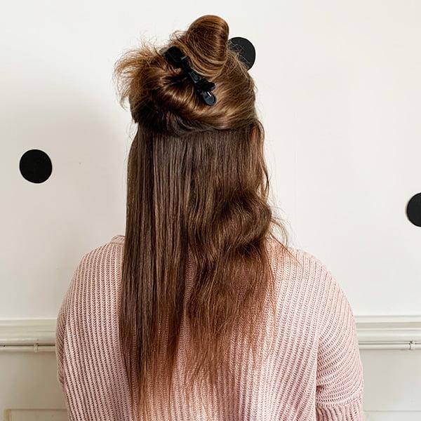 Haare glätten mit dem L'Oréal Steampod: Step Three (Hey Pretty Beauty Blog Erfahrungsbericht)