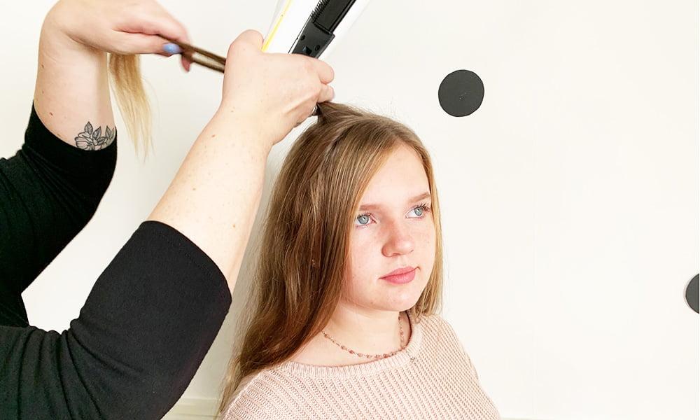 Gerätetest auf Hey Pretty: Glatte Haare mit dem Steampod von L'Oréal Professionel