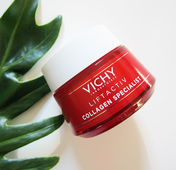 Vichy Liftactiv Collagen Specialist – Review and Image by Hey Pretty Beauty Blog 2018