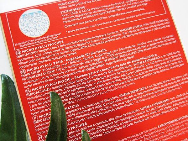 Vichy Liftactiv Micro Hyalu Pads für die Augen (Erfahrungsbericht auf Hey Pretty Beauty Blog) – Werbung