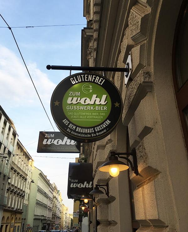 Glutenfreies Wiener Schnitzel? Jaaaa, im Gasthaus zum Wohl in Wien (Image & Erfahrungsbericht: Hey Pretty)