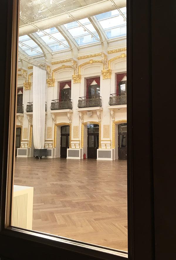 Ruby Sofie Hotel Wien: Inklusive Aussicht auf die Sofiensäle (Hey Pretty Erfahrungsbericht)