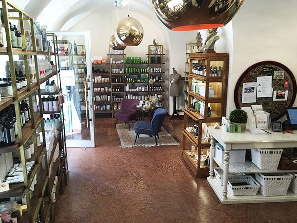 Beautyshopping in Wien: Kussmund, Innenansicht (Hey Pretty Beauty Blog)