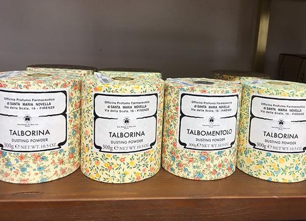 Talborina Körperpuder bei Kussmund Wien (Beauty Shopping Tipps auf Hey Pretty)