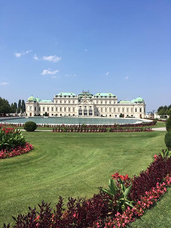 Der perfekte Städtetrip in Wien: Schloss Schönbrunn (Hey Pretty)