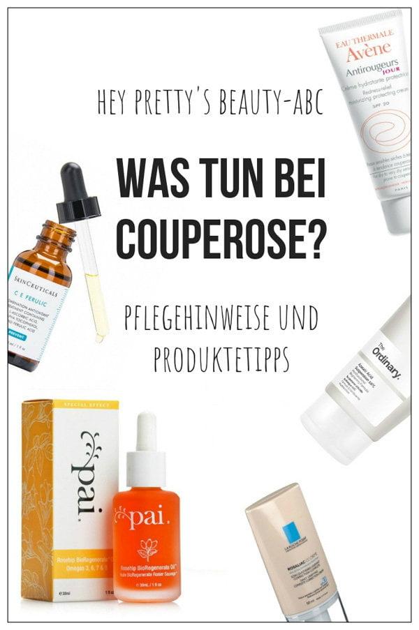 Hey Pretty's Beauty-ABC: Was tun bei Couperose? Pflegetipps, Triggersuche und passende Produkte, die die Rötungen lindern
