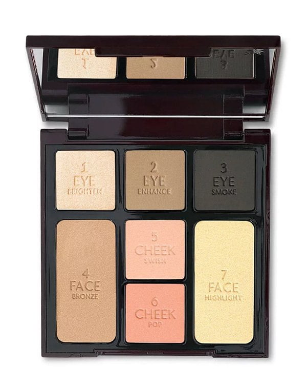 Black Friday Beautyschnäppchen: Charlotte Tilbury Instant Look in a Palette (Hey Pretty Lieblinge 2018)