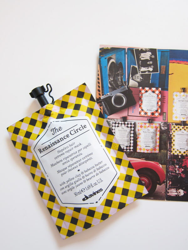 Davines The Circle Chronicles Haarmasken: Review auf Hey Pretty Beauty Blog