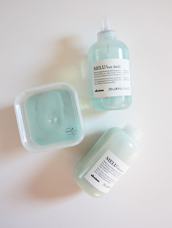 Davines Essential Haircare: MINU Linie für coloriertes Haar (Hey Pretty Beauty Blog Review)