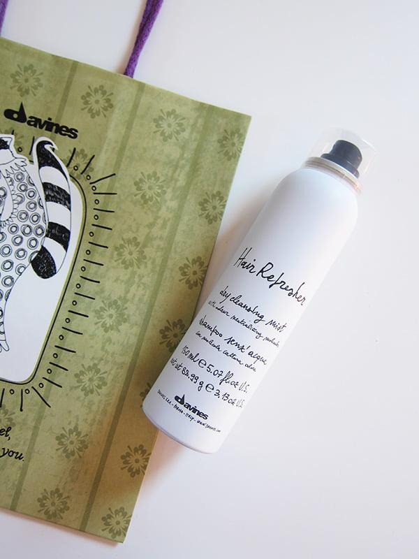 Davines Hair Refresher: Erfahrungsbericht auf Hey Pretty Beauty Blog