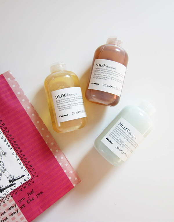 Davines Sustainable Beauty Haarpflegeprodukte (Hey Pretty Beauty Blog Review)