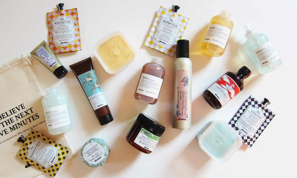Brand Love auf Hey Pretty: Davines Sustainable Beauty – Haarpflege mit Message