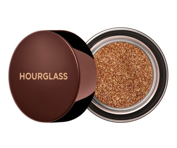 Glitter Make-Up Faves auf Hey Pretty: Hourglass Scattered Light Eyeshadow