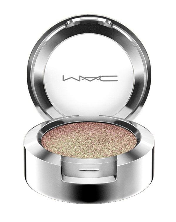 Glitter Make-Up Faves 2018: MAC Shiny Pretty Things Glitter Shadow in Make a Wish (Hey Pretty Beauty Blog)