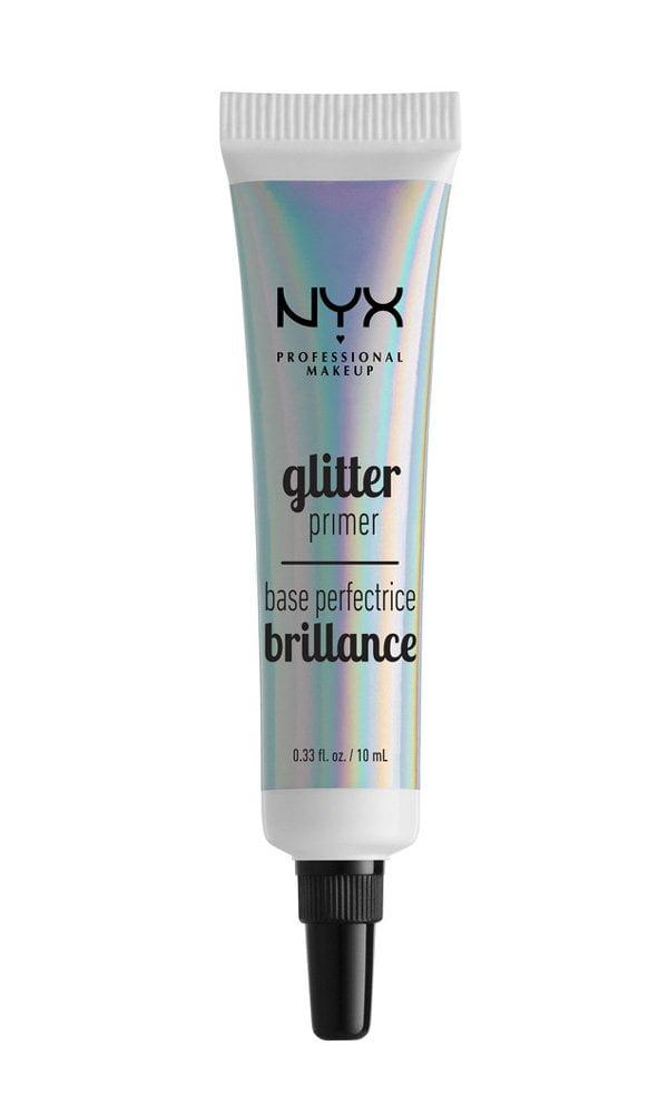 Glitter Make-Up Favorites: NYX Professional Makeup Glitter Primer (Hey Pretty Beauty Blog)