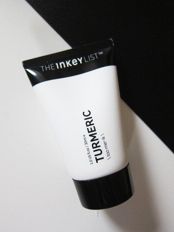 The Inkey List Turmeric Face Cream (Review und Brand-Vorstellung auf Hey Pretty Schweiz)