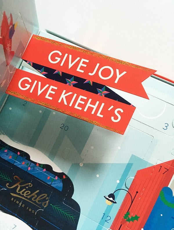 Verlosung: Kiehl's Beauty Adventskalender 2018 auf Hey Pretty Beauty Blog