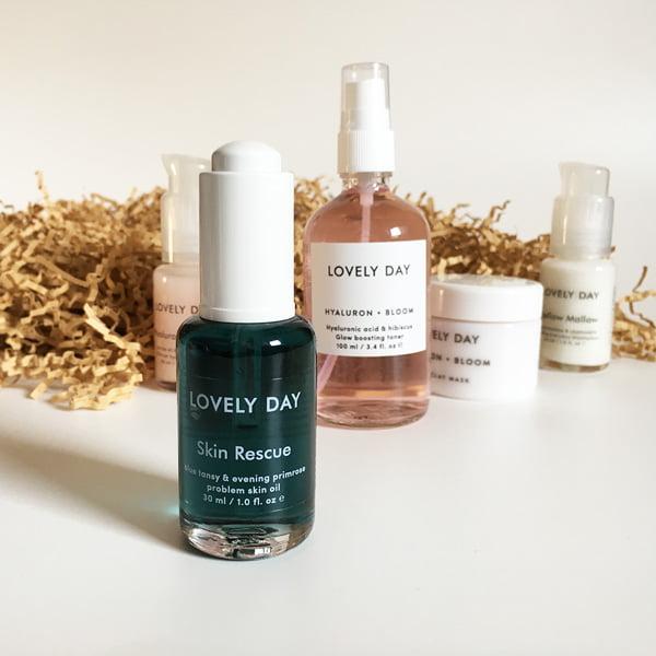 Lovely Day Botanicals vegane Gesichtspflege – Brand Love (Hey Pretty Beauty Blog Review), in der Schweiz erhältlich bei Oh You Pretty Things