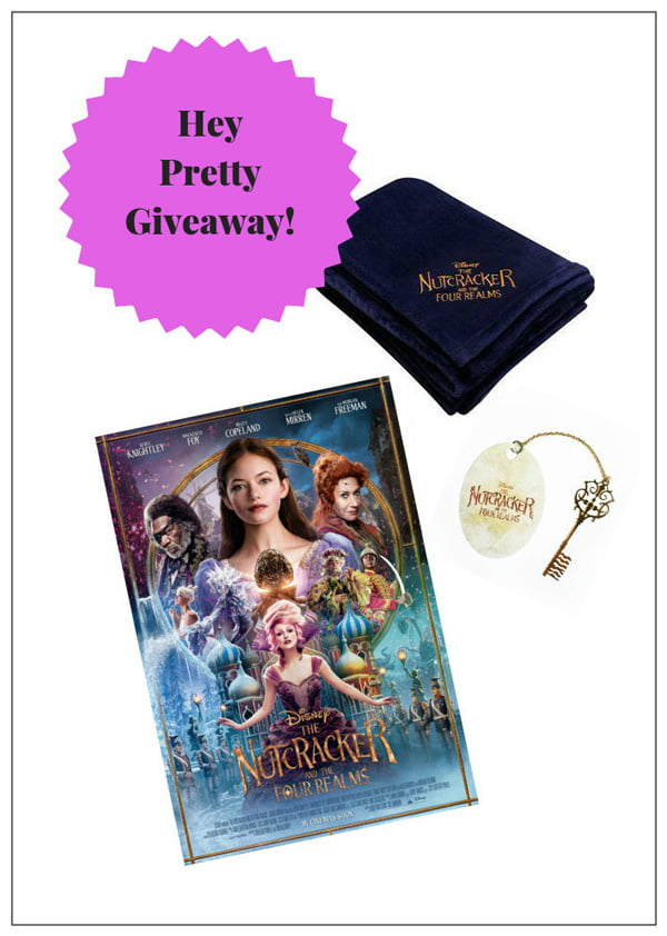 The Nutcracker and the Four Realms Giveaway auf Hey Pretty Beauty Blog