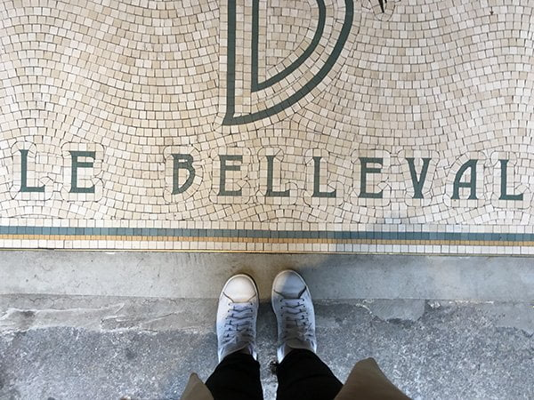 Hoteltipp für Paris: Le Belleval (4 Sterne), Review auf Hey Pretty Beauty Blog