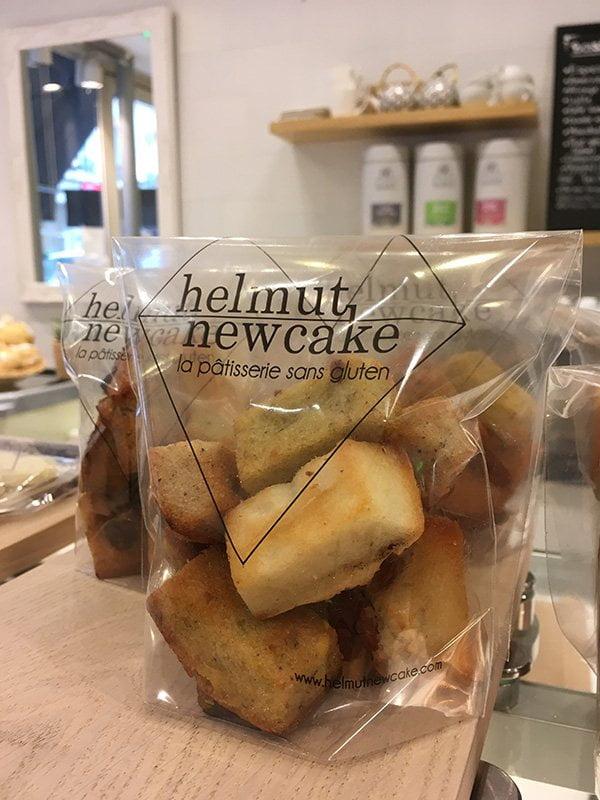 Glutenfrei in Paris Tipps: Helmut Newcake Patisserie (Hey Pretty Beauty Blog Review)