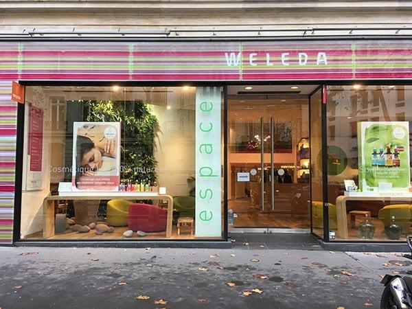 Spa Review Espace Weleda in Paris (Hey Pretty Beauty Blog 2018)