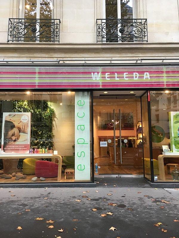 Spa Review auf Hey Pretty: Espace Weleda Paris, mit Hoteltipps, Shopping-Adressen und glutenfreien Naschereien!