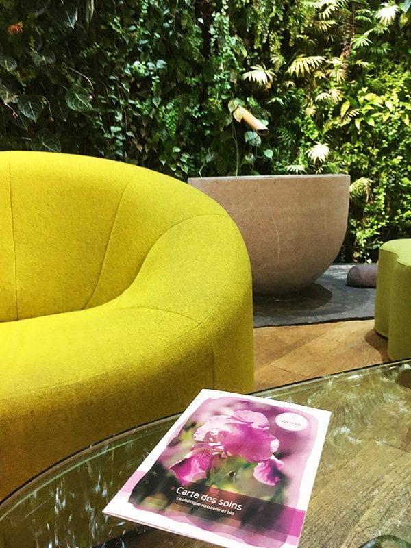 Espace Weleda Paris (Review auf Hey Pretty Beauty Blog: Wellness Tipps in Paris)