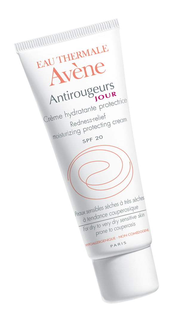 Avene Antirougeurs Jour LSF 20 Tagescreme: Produktetipp auf Hey Pretty Beauty-ABC: Was tun bei Couperose?