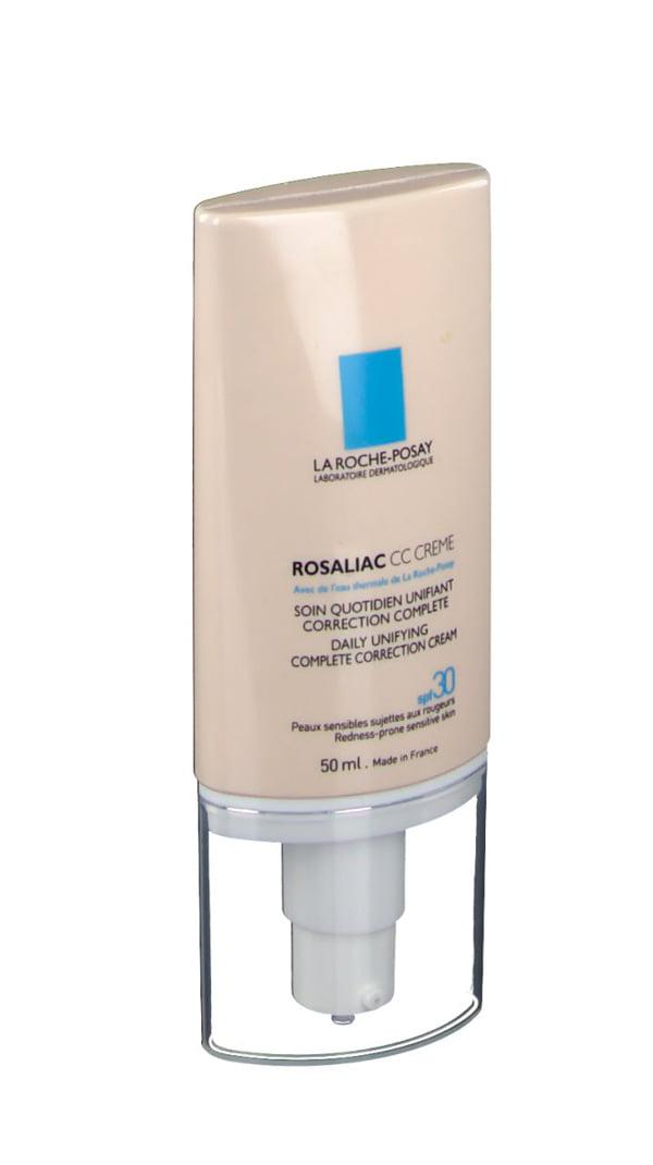 Ideale Abdeckung bei Rosacea und Couperose: La Roche-Posay ROSALIAC CC Creme (Hey Pretty Beauty-ABC, Produktetipps)