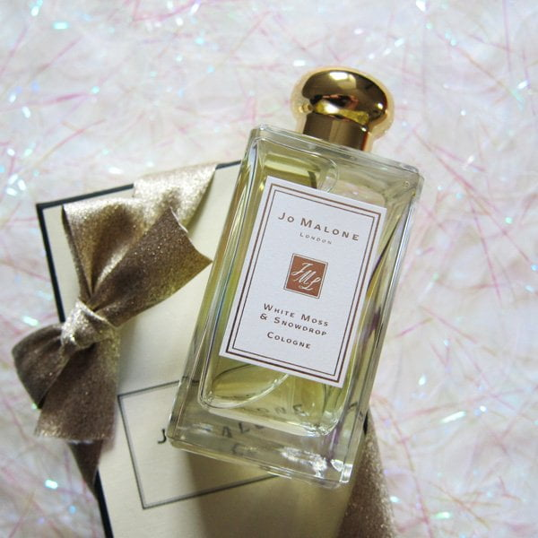 Jo Malone London White Moss & Snowdrop Cologne (Holiday Collection 2018), Review auf Hey Pretty