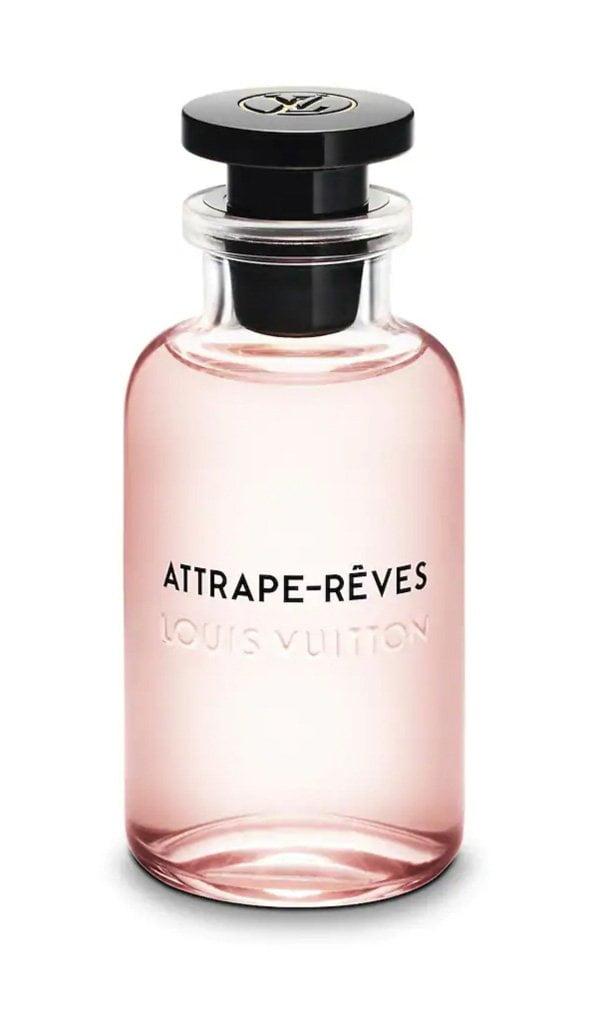 Louis Vuitton Attrape-Rêves Eau de Parfum (schöne Damendüfte zu Weihnachten 2018: Geschenkideen auf Hey Pretty Beauty Blog)