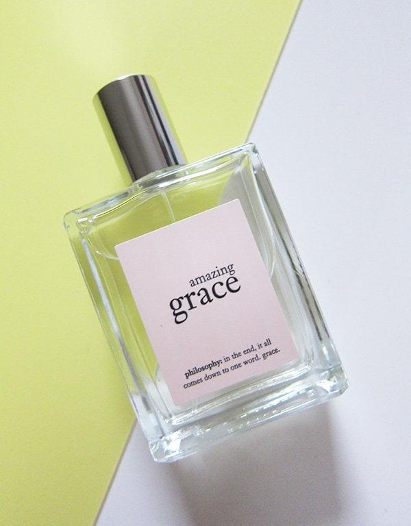 Philosophy Amazing Grace Eau de Toilette: Review und Brand-Vorstellung auf Hey Pretty zum Schweizer Launch