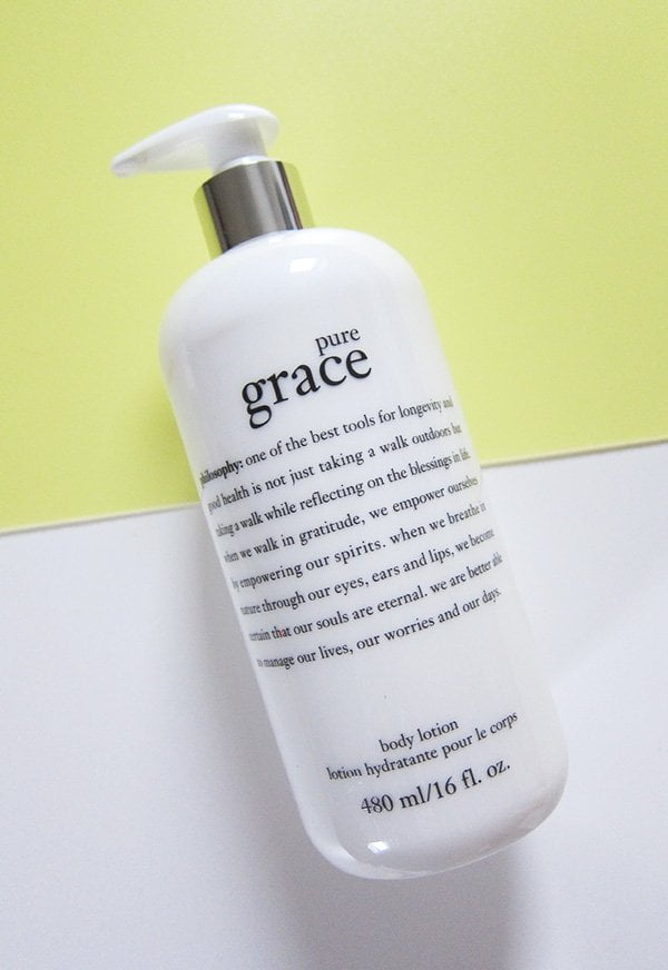 Philosophy Pure Grace Body Lotion (Hey Pretty Beauty Blog Review)