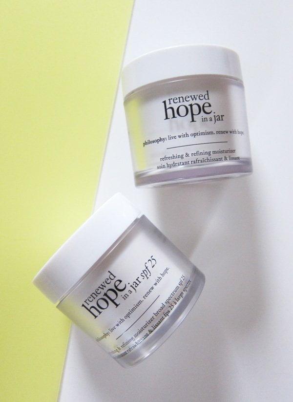 Review Philosophy Renewed Hope in a Jar (Launch in der Schweiz bei Marionnaud 2018)