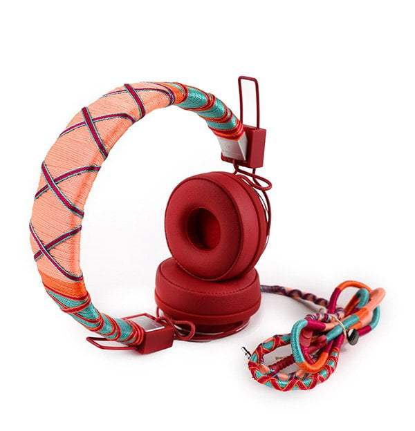 Bunte Urban Ears Headphones von Happy-Nes (Hey Pretty Fashion Flash)