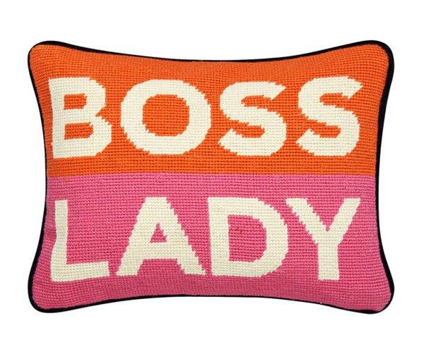 Jonathan Adler Boss Lady Zierkissen (Hey Pretty)