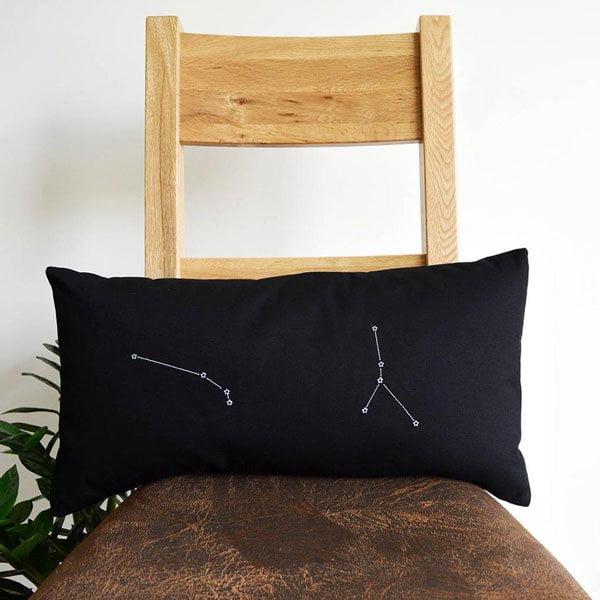 Sternzeichen-Zierkissen