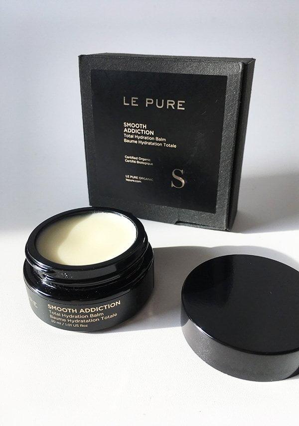 Le Pure Smooth Addiction Total Hydration Balm (bei Mon Salon Vert in der Schweiz erhältlich) –Image by Hey Pretty Beauty Blog