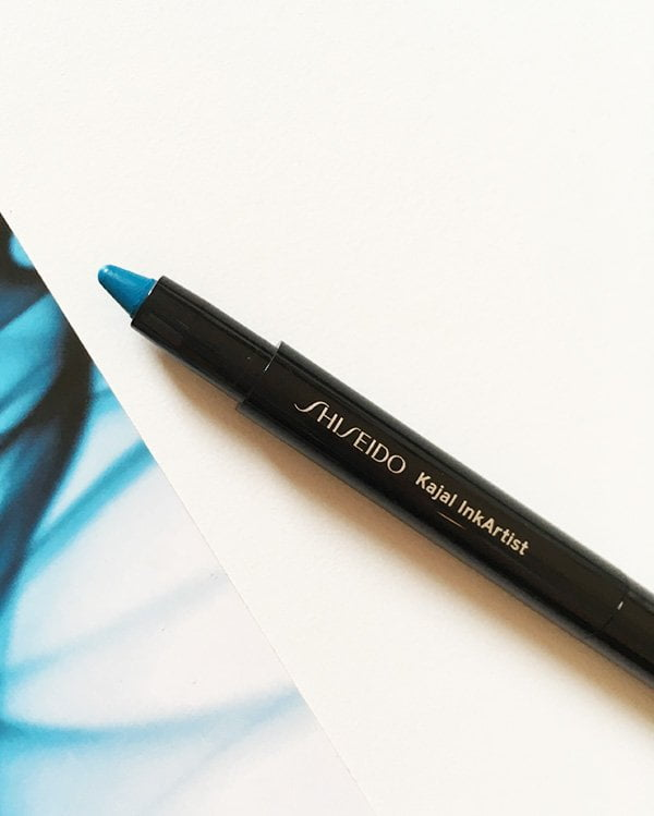 Shiseido Make-Up Relaunch 2018: Kajal InkArtist in Sumi Sky (Hey Pretty Beauty Blog Erfahrungsbericht)