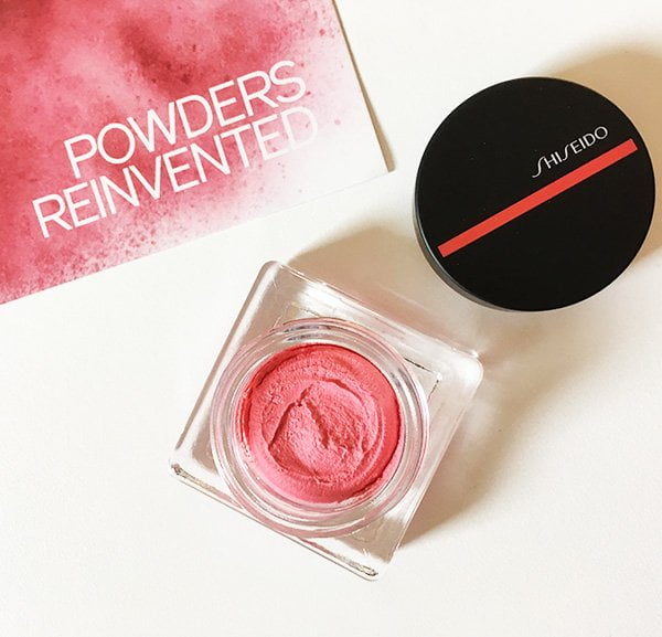 Shiseido Minimalist Whipped Powder Blush in Chiyoko (Makeup Relaunch 2018, Kollektionsvorstellung und Review auf Hey Pretty)